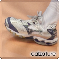 calzature volley